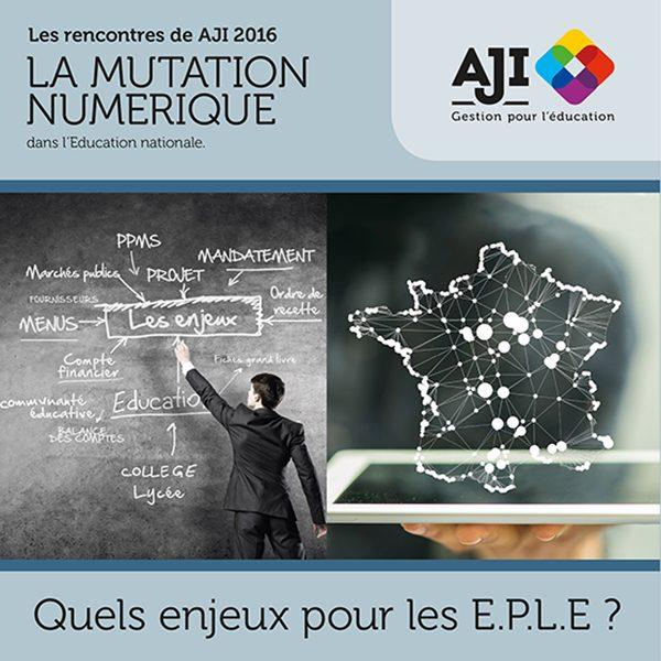 Aji – La mutation numérique