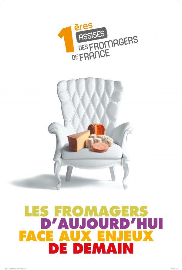 Les fromagers de france – 1ères assises des fromagers de France