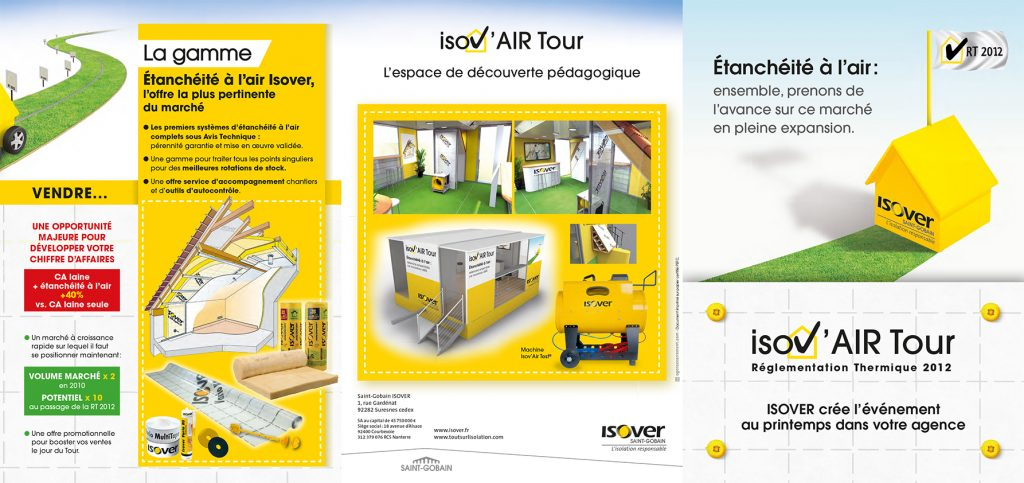 Isov'air tour – Road show distribitueur