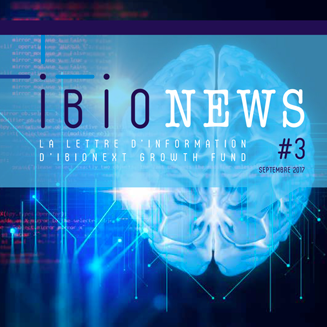 Ibionews – Conception de la newsletter bimestriel de Ibionext
