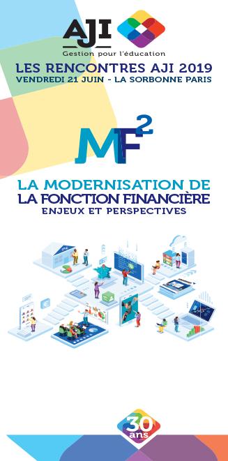 AJI – Plénière Sorbonne – Les rencontres de l'Intendance 2019